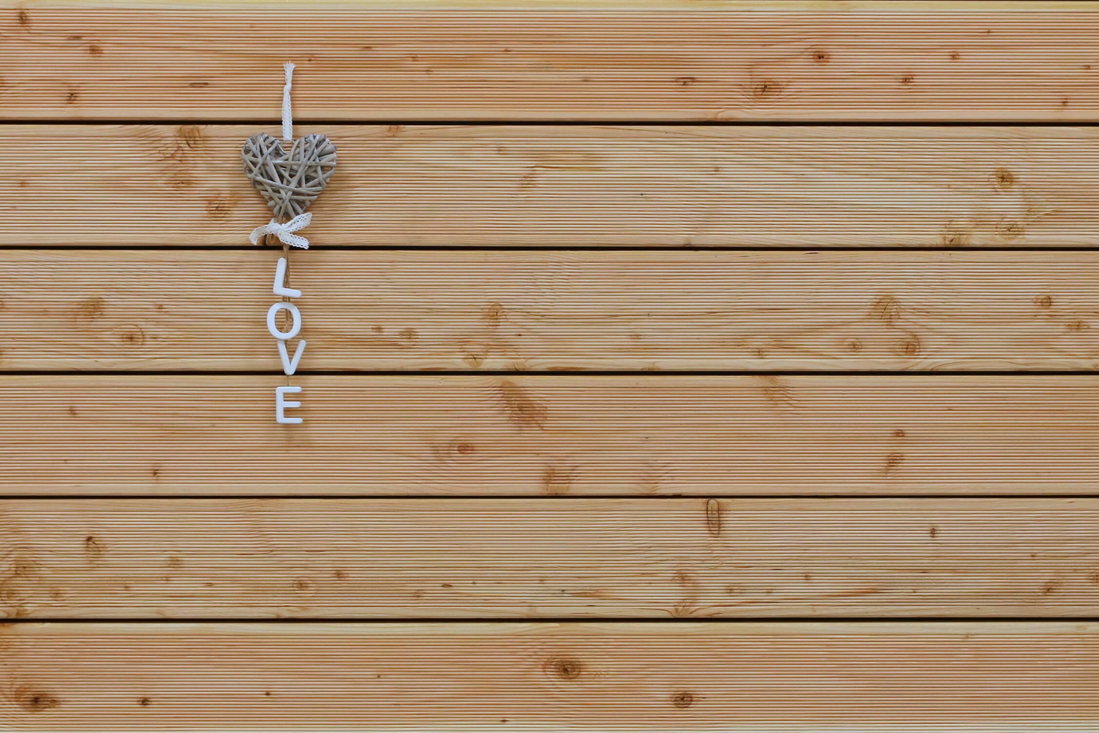 Douglasie Terrassendielen, fein gerillt, 26 x 145 bis 5000 mm für 5,95 €/lfm, Holz für die Terrasse