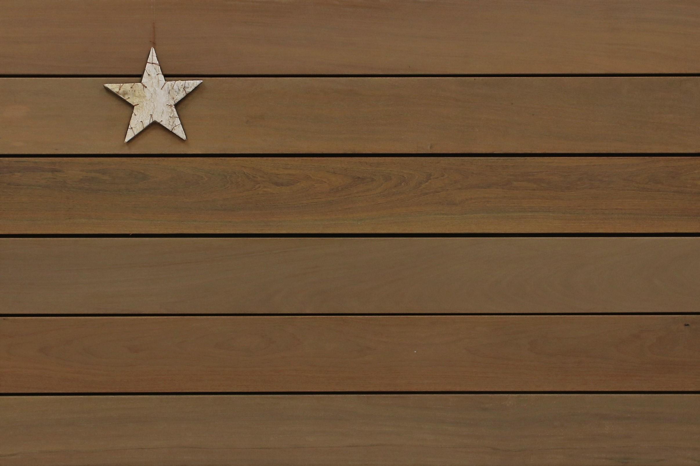 Angebot des Monats, Ipe Terrassendielen, glatt, 21 x 145 bis 6700 mm, Premium (KD) für 15,90 €/lfm